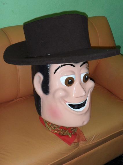 Cabeza De La Botarga De Woody Nueva!!!!