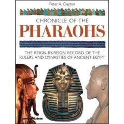 Libro Chronicles Of The Pharaohs, Peter A. Clayton (inglés).