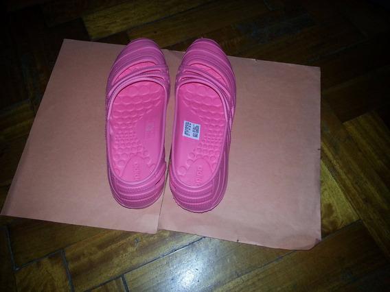 Ballerinas adidas Qt Comfort Talle 39 Fucsia