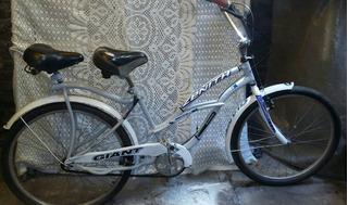 Bicicleta Con Dos Asientos