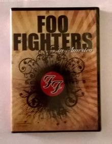 Foo Fighters - In America (dvd)