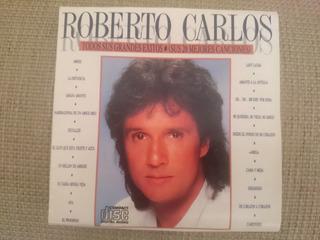 Box Roberto Carlos Original Todos Sus Grandes Exitos.