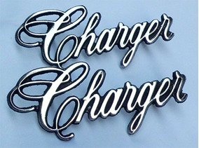 Emblema Dodge Charger Ano 79 -