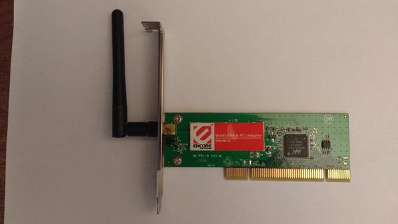 Placa Red Wireless Encore Enlwi-g