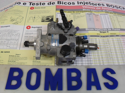 Bomba Injetora Stanadyne, Gerador Motor Diesel Cummins 6bt