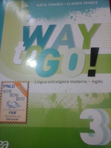 Way To Go 3 Com Cd