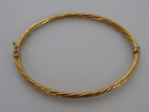 Pulseira De Ouro 18k - Bracelete - Feminino - Leia O Texto