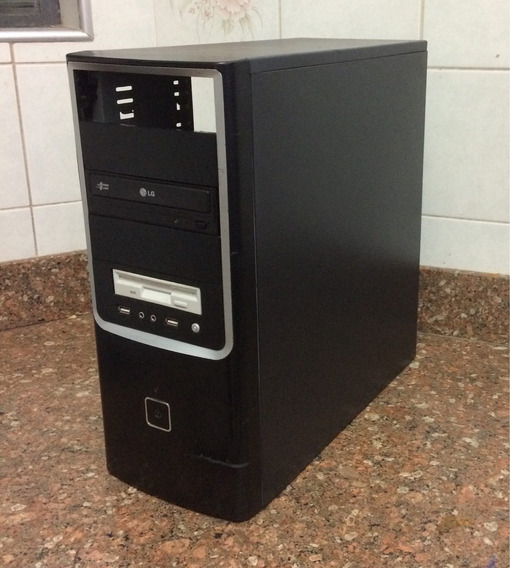 Pc Amd 4400le 2,7ghz 3g Ddr2 Completo!!!