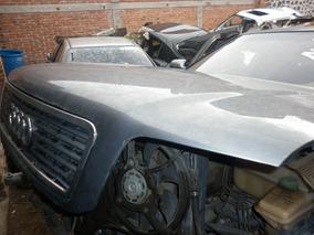 Audi A8 Chocado Accidentado Por Partes