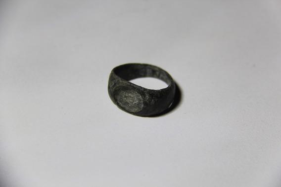 Império Romano - Autêntico Anel De Bronze (ii-iii Sec Dc) 2