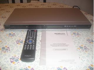 Reproductor Dvd - Cd Y Mp3 Noblex Igual A Nuevo