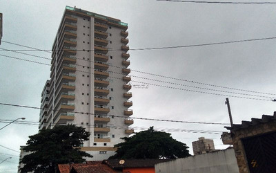 Apartamento De 2 Dormitórios À Venda Na Vila Guilhermina - Praia Grande Sp