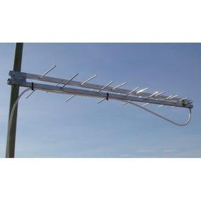 Antena Digital Externa Kit Completo
