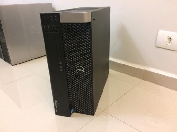 Kit Workstation Dell Precision T3600 E5 1620 32gb Ssd 240gb Monitor Dell 2410