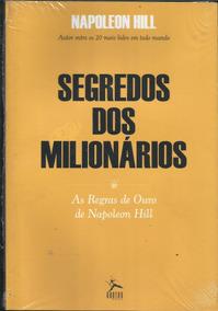 Livro Segredos Dos Milionários Napoleon Hill