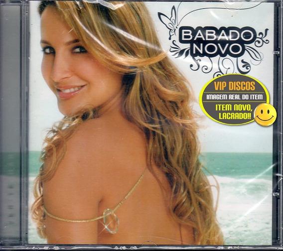 BABADO BAIXAR 2008 CD NOVO
