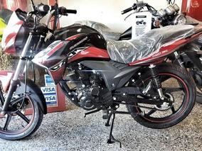 Moto Guerrero Grm Queen 150 Full Okm Nueva
