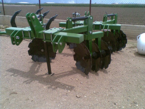 Bordero De Levante Implementoagricola Johndeere Ford