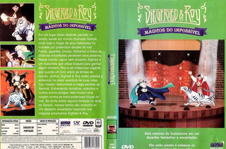 dvd dynamo magica impossivel dublado
