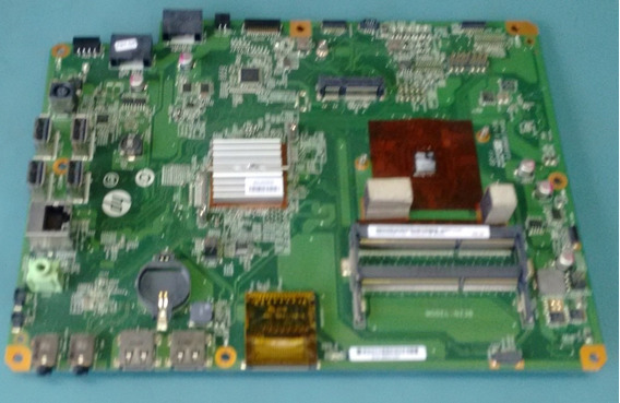 Placa Mae All In One Hp Model: Nz3b (com Defeito)