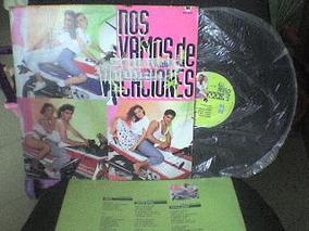 Disco Lp Vamonos De Vacaciones, Pop En Español