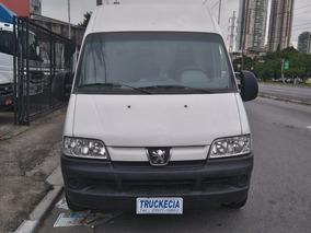Peugeot Boxer Furgão Longa Ano 2011 R$ 48.000,00