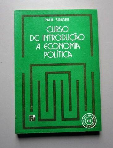Introdução À Economia Política - Paul Singer