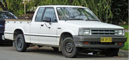 Manual De Taller Mazda B2600 (1985-1998) Español