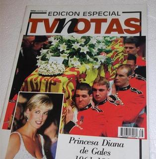 Lady Diana Spencer,revista Edición Conmemorativa