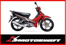 Yamaha New Crypton 110 Full En Motoswift