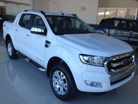 Ford Ranger Limited 3.2 Diesel Aut 0km17/18 Sem Placas
