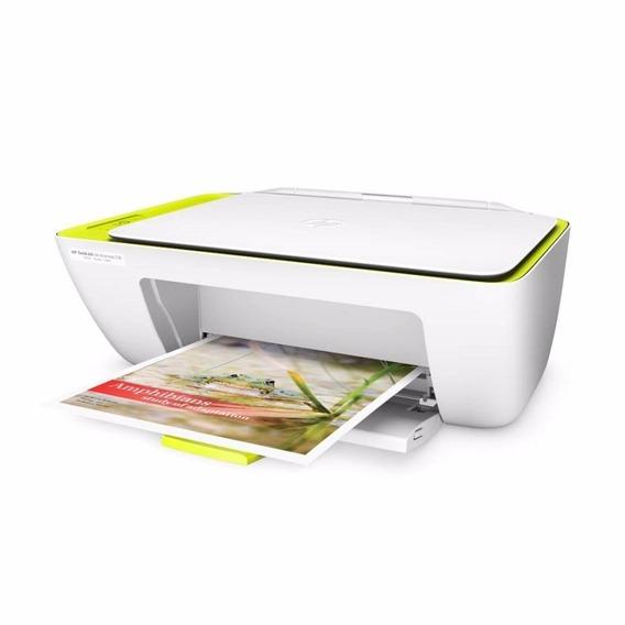 Impressora Multifuncional Hp Color Deskjet Ink Adv - 2136