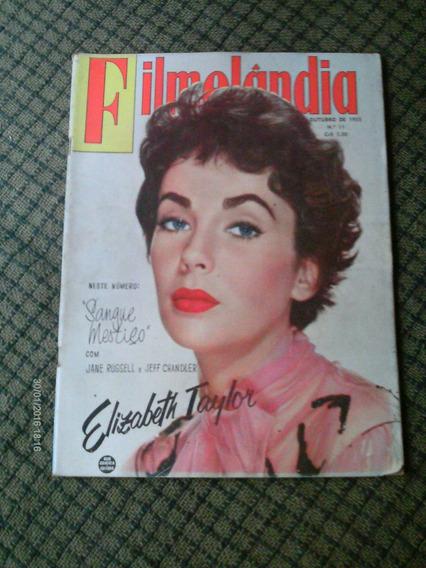 Filmelandia N. 11 Outubro De 1955 - Leia O Anuncio ...