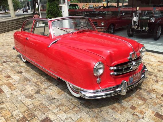 Nash Cabriolet - 1952