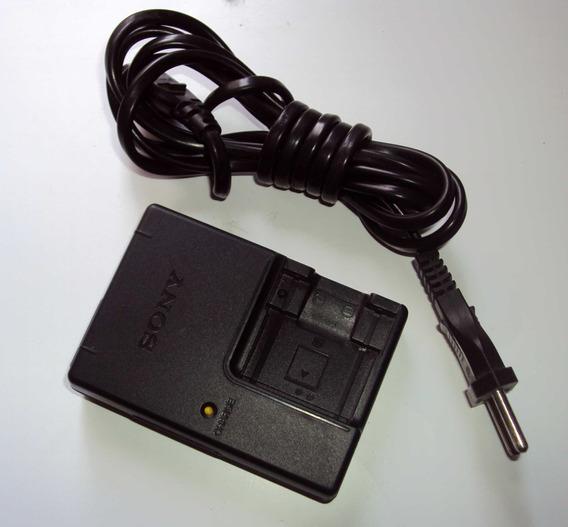 Carregador De Bateria Sony Original Modelo : Bc-cs3