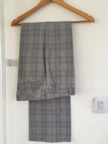 Pantalon Escoces Verano Giesso