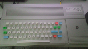 Cp 400 Color Da Prologica 1985
