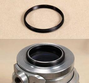 Adaptador M39-m42 - Para Lentes M39 Em Cam M42 Frete R$10.00