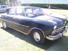 Aero Willys Itamaraty 1968 Toda Original 6cc Docks Em Dia