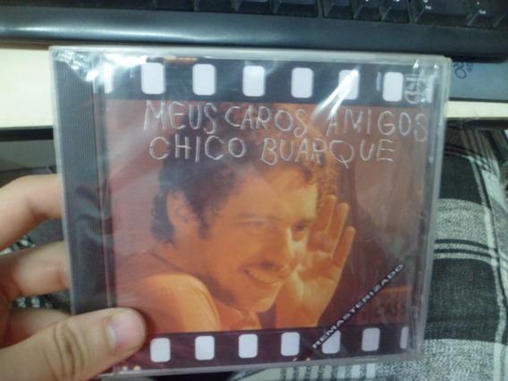 Cd Nacional - Chico Buarque - Meus Caros Amigos Frete 10,00