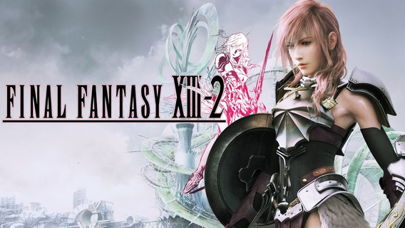 Final Fantasy Xiii-2 - Ps3 (digital)