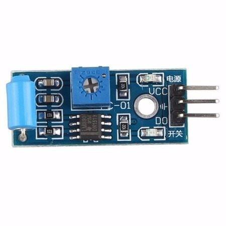 10un Sensor De Vibração Sw-420 Arduino
