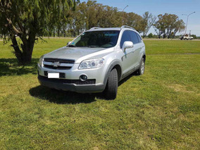 Chevrolet Captiva 2010 Full T.diesel 4x4 Caja Manual Remato!