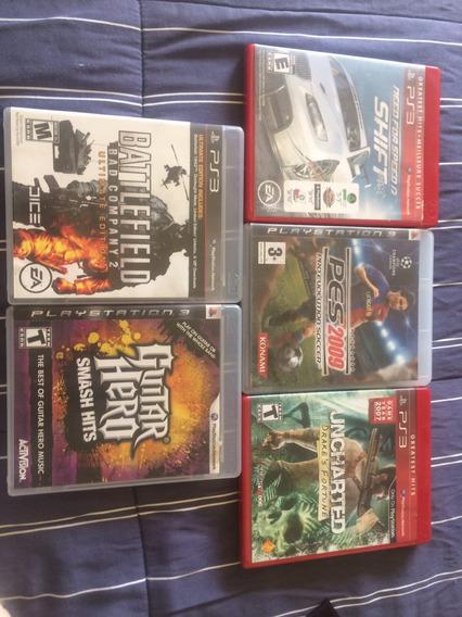 Jogos Para Playstation 3 (promoção)