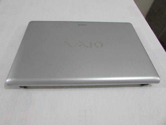 Tampa Do Lcd Notebook Sony Vaio Vpcee23eb Pcg-61611x