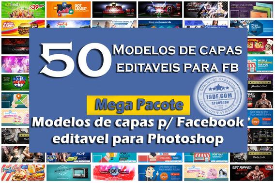 Mega Pacote De Capas Para Facebook
