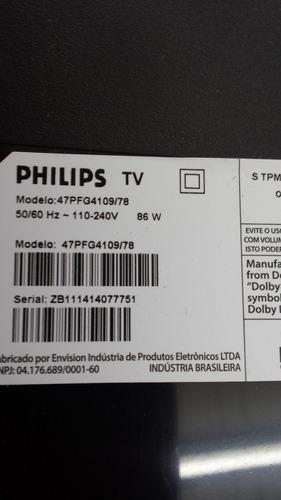 Tv 47pfg 4109 Led 47 Philips Pci,s (leia Anuncio)
