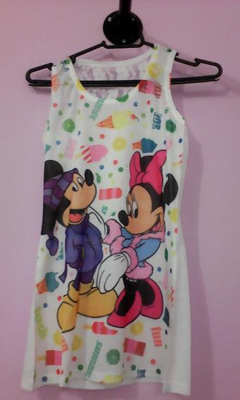 Kit Com 6 Vestidos Infantis Personalizados