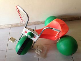 Pedalcar Triciclo Antigo Bandeirante Ban Bolão Novo