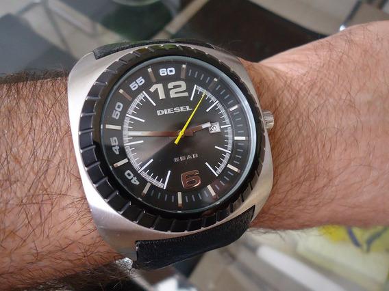 Relógio Diesel Dz 1276 Original 50mm Lindo